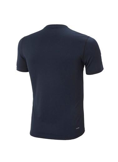 Helly Hansen Helly Hansen Hh Hh Tech T-Shirt Erkek Tişörthha.48363 Hha.597 Lacivert